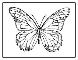 cute and beauty butterfly coloring sheet 471010 coloring pages