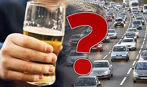 drink driving limit uk when is it safe to drive the day after