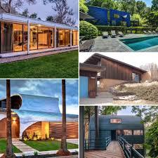 may round up of modern u0026 mid century homes around the us 360modern
