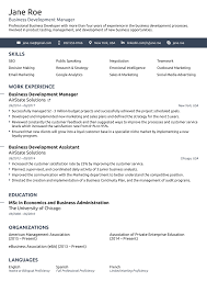 professional resume template 2018 professional resume templates as they should be 8