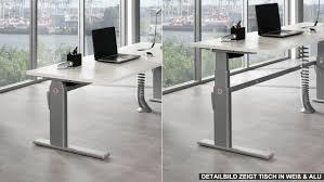 Ecken Schreibtisch Up U0026 Down Lava Elektrisch Höhenverstellbar Wellemöbel 160