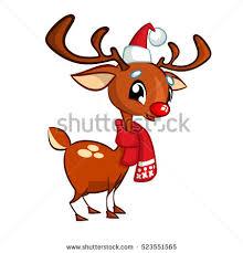 rudolph reindeer stock images royalty free images u0026 vectors