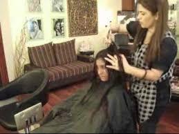 pakistani hair cutting videos hair cut at amber s salon youtube