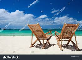 Chairs On A Beach Two Chairs On Beach Instachair Us