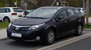 toyota a file toyota avensis combi iii facelift u2013 frontansicht 1 april