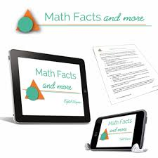 math facts math facts and more course triumphant learning
