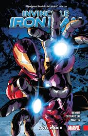 Iron Man Invincible Or Infamous Iron Man Silent Cacophony