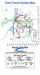 tulsa airport map maps schedules tulsa transit