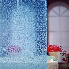 Bright Colored Curtains Bright Colored Shower Curtains Amazon Com