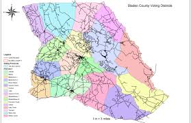 County Map Of Nc Maps Bladen County Nc