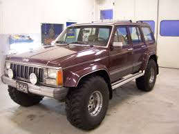 jeep cherokee chief xj 1988 jeep cherokee information and photos momentcar