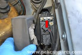 mercedes benz w123 glow plug relay replacement 300td 1977 1985