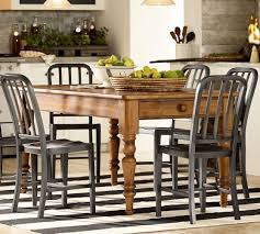 Pottery Barn Dining Room Tables My Hunt For The Perfect Kitchen Table Driven By Decor