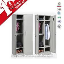 Two Door Storage Cabinet Elegant Two Door Metal Storage Cabinet China Metal 2 Door Storage