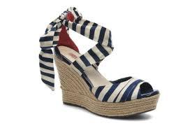 ugg sale sandals s ugg australia lucianna stripe sandals b4833 blue sale