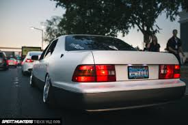 lexus ls400 modified back to reality a las vegas lexus ls400 speedhunters