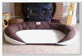 extra large dog beds big size beds for big dogs happy dog heaven