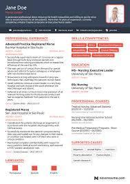 resume exles nursing resume exle 2018