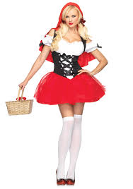 Little Red Riding Hood Makeup For Halloween by Red Riding Hood Costume Red Riding Hood Costume Costumes