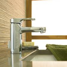 moments single hole bathroom faucet american standard