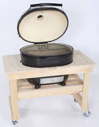 Backyard Grill Cypress by Primo 778 Oval Xl Kamado Grill Premium Cypress Package