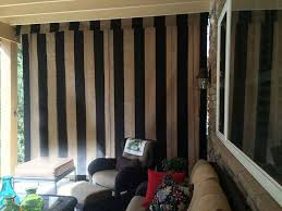 Roll Up Window Awnings Valance For Roll Up Curtains Pyc Awnings Pyc Awnings