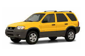 Ford Escape Suv - 2003 ford escape new car test drive