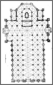 milan cathedral floor plan 66 best cathedrals images on pinterest gothic architecture