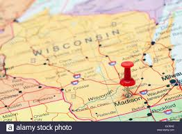 Wisconsin Usa Map by Reference Map Of Wisconsin Usa Nations Online Project Madison