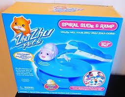 zhu zhu pets spiral slide ramp 86637 9 99 mic u0027s market