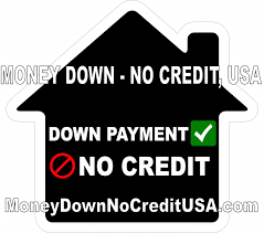 rent to own homes in socal money down no credit