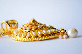 gold ornaments pearl domain pictures