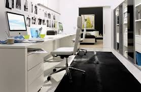 White Office Furniture Home Office Office At Home Home Office Arrangement Ideas Home