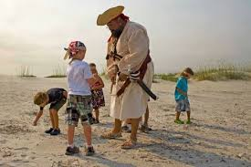 pirate island treasure hunt