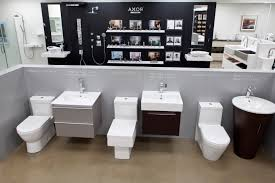 Bathroom Fixtures Showroom by Home Pmf Plumbing Toronto Inc