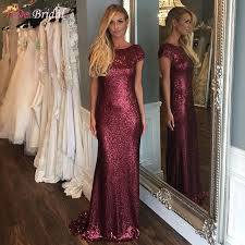 maroon dresses for wedding best 25 burgundy sequin dress ideas on plum lace