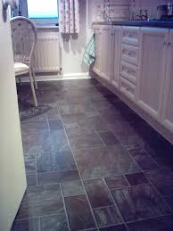 Slate Kitchen Floor by Decorating Laminate Flooring Slate Tile Effect Slate Laminate
