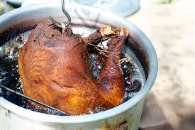 how to fry a turkey huffpost