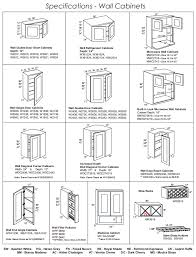 what is the depth of wall cabinets specifications measuring seattle kitchen cabinets luxe cs