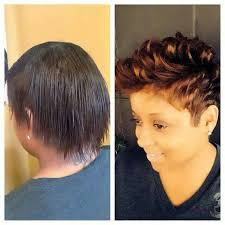 91 best short relaxed hairstyles images on pinterest short cuts
