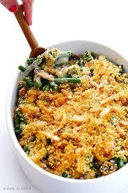 healthier green bean casserole gimme some oven