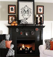 Halloween And Fall Decorations - fall decorating around blogger u0027s houses the inspired room