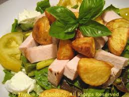 Salad Main Dish - thyme for cooking main course salad recipes for summer