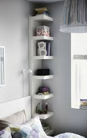 Corner Bookcase Ideas 20 Diy Corner Shelves To Beautify Your Awkward Corner 2017