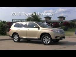 toyota highlander sales 2012 toyota highlander from hertz car sales fort smith ar