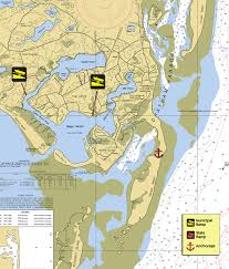 Map Of Cape Cod Ma Focus On Chatham Ma New England Boating U0026 Fishing