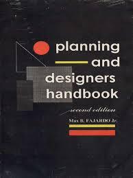 planning design handbook by fajardo pdf