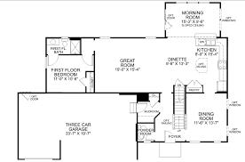 unique floorplans unique ryan homes floor plans new home plans design