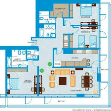 apartment 3 bedroom modern interior layout applying three bedroom apartments written in