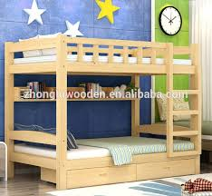 Cheap Wood Bunk Beds Solid Wood Kid Furniture Bunk Bed Solid Wood Kid Furniture Bunk